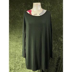 Reborn J Tops - LAST CHANCE💞Reborn J green long sleeve tunic